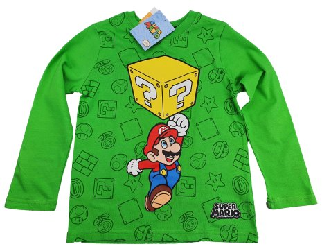 Super Mario Tröja
