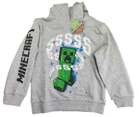 Minecraft Hoodie Tröja