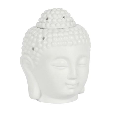 Aromalampa Vit Buddha