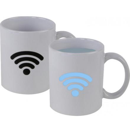 Porslinsmugg wifi