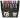 Aromalampa med 6 doftoljor och Vanilj doftljus