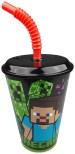 Minecraft mugg med sugrör