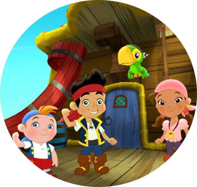 Jake och Piraterna