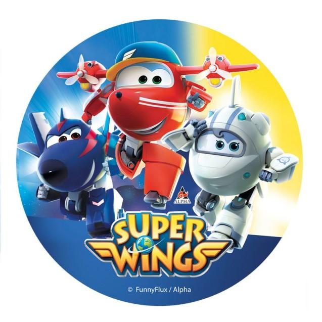 Mästerflygarna / Super Wings