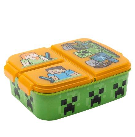 Matlåda Minecraft 3-fack