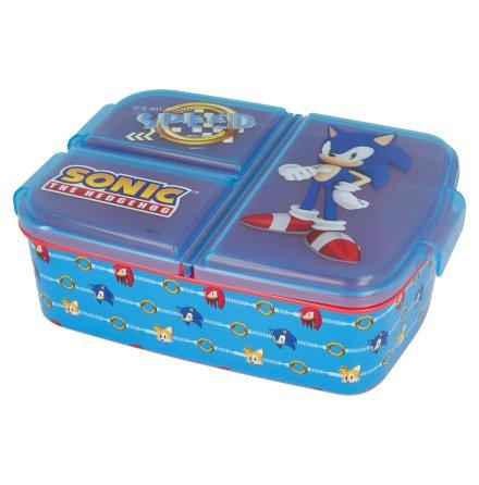 Matlåda Sonic 3-fack
