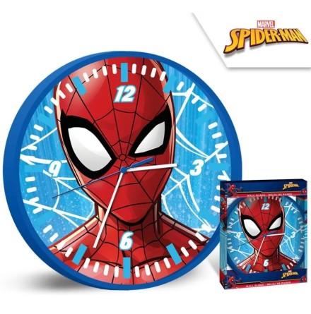 Väggklocka Spider-man