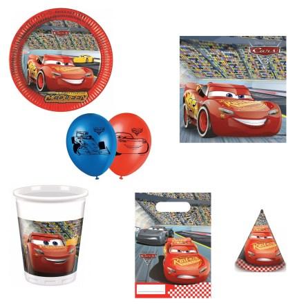 Kalaspaket Disney Bilar/Cars