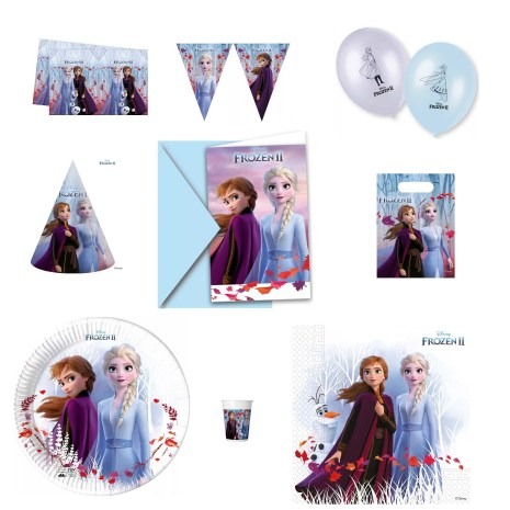 Stort Kalaspaket Frost/Frozen