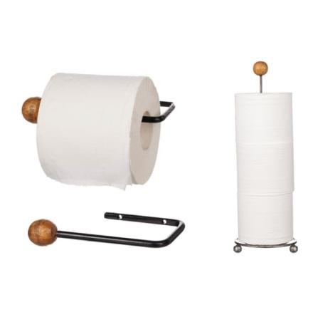Toalettpappershållare & ställ