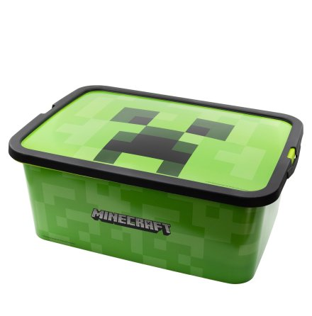 Leksakslåda Minecraft