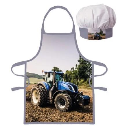Förkläde Traktor